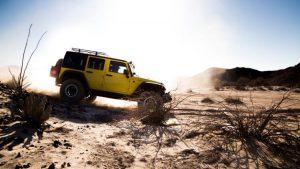 Jeep Wrangler Penzoil